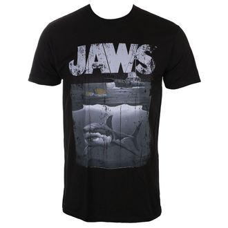 t-shirt da uomo Jaws - Shark Boat, AMERICAN CLASSICS