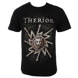 t-shirt metal uomo Therion - LION - CARTON, CARTON, Therion