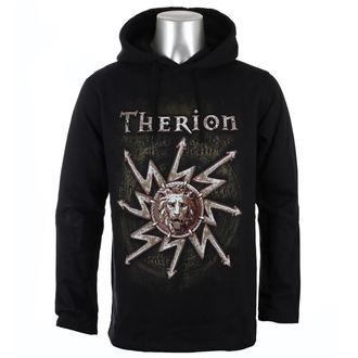 felpa con capuccio uomo Therion - LION - CARTON, CARTON, Therion