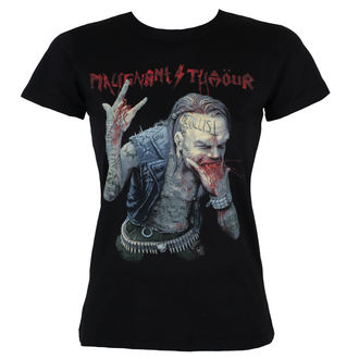 t-shirt metal donna Malignant Tumour - The Metallist - NNM, NNM, Malignant Tumour
