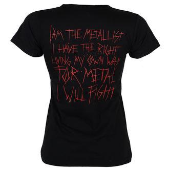 t-shirt metal donna Malignant Tumour - The Metallist - NNM, NNM, Malignant Tumour