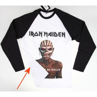 t-shirt metal uomo Iron Maiden - Book Of Souls - ROCK OFF, ROCK OFF, Iron Maiden