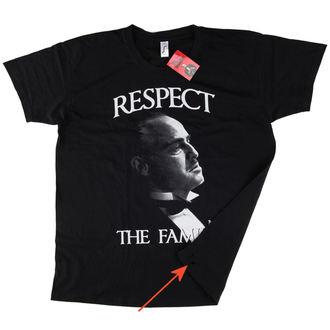 t-shirt film uomo Kmotr - Respect The Family - HYBRIS, HYBRIS