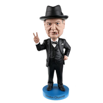 figurina Winston Churchill - Bobble-Head