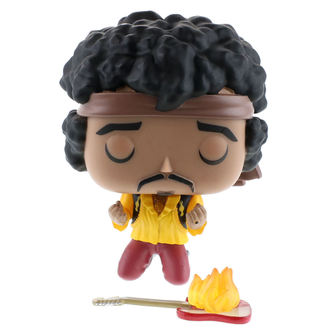 figurina Jimi Hendrix - POP! Rocks Vinile figura Jimi (Monterey), Jimi Hendrix