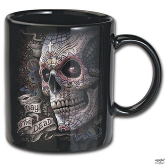tazza SPIRAL - DAY OF THE DEAD, SPIRAL
