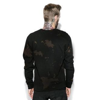 felpa senza cappuccio uomo - Baphomet - BLACK CRAFT, BLACK CRAFT