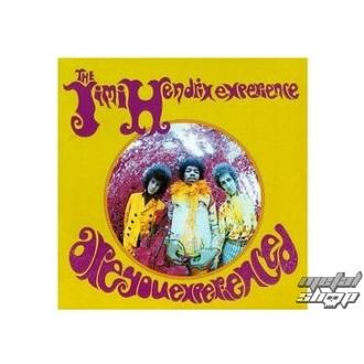 figure (3D immagine) JIMI HENDRIX sono voi sperimentato placca Figure, Jimi Hendrix