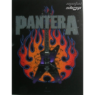 bandiera Pantera HFL 0943, HEART ROCK, Pantera