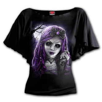 t-shirt donna - GOTH DOLL - SPIRAL, SPIRAL
