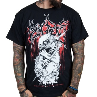 t-shirt metal uomo Dying Fetus - Parasites - INDIEMERCH, INDIEMERCH, Dying Fetus