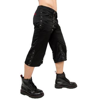 pantaloncini 3/4 Aderlass - Seccamente Cazzo Pantaloni Denim Nero, ADERLASS