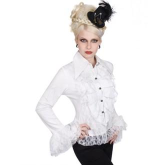 camicia donna Aderlass - Riffle Blouse Fine Denim (White), ADERLASS