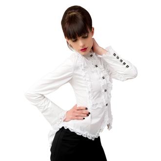camicetta donna Aderlass - Wing Blouse Fine Denim White, ADERLASS