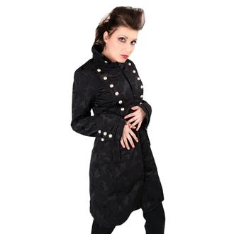 cappotto donna Aderlass - Ladys Corsair Coat Brocade Nero - A-7-63-540-00