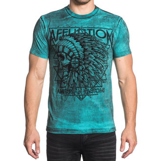 t-shirt hardcore uomo - Ursa Major Dusk - AFFLICTION, AFFLICTION