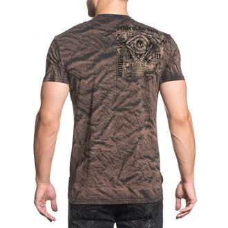 t-shirt hardcore uomo - Renegade Speed - AFFLICTION, AFFLICTION