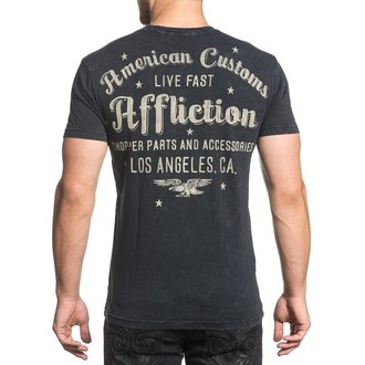 t-shirt hardcore uomo - AC Vintage Dealer - AFFLICTION, AFFLICTION