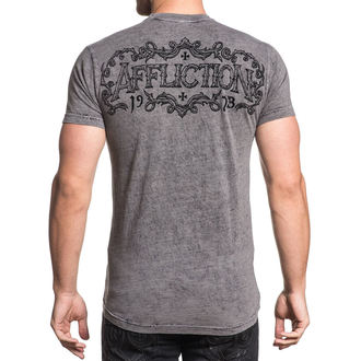 t-shirt hardcore uomo - Physics - AFFLICTION, AFFLICTION
