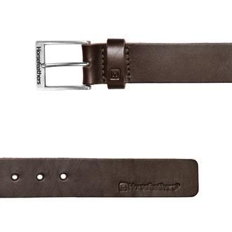Cintura HORSEFEATHERS - DUKE - MARRONE, HORSEFEATHERS