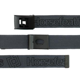 cintura HORSEFEATHERS - IDOL - GRIGIO, HORSEFEATHERS