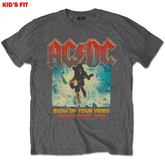 Maglietta da bambini AC/DC - Blow Up Your Video - ROCK OFF, ROCK OFF, AC-DC