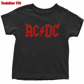 Maglietta da bambini AC/DC - Horns - ROCK OFF, ROCK OFF, AC-DC