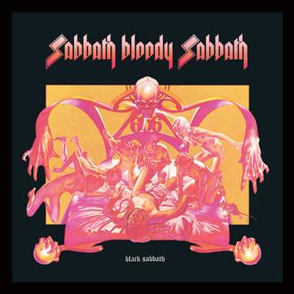Poster incorniciato Black Sabbath - (&&string0&&) - PYRAMID POSTERS, PYRAMID POSTERS, Black Sabbath