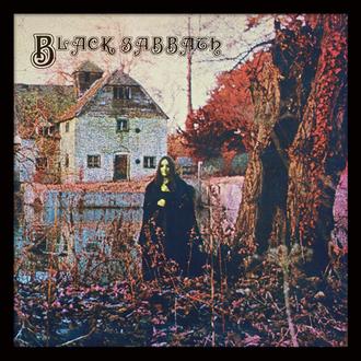 Poster incorniciato Black Sabbath - (&&string1&&) - PYRAMID POSTERS, PYRAMID POSTERS, Black Sabbath
