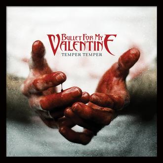 Poster incorniciato Bullet For My Valentine - (&&string0&&) - PYRAMID POSTERS, PYRAMID POSTERS, Bullet For my Valentine
