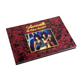 libro da collezione (impostato) AEROSMITH - IN FULL FLIGHT, NNM, Aerosmith