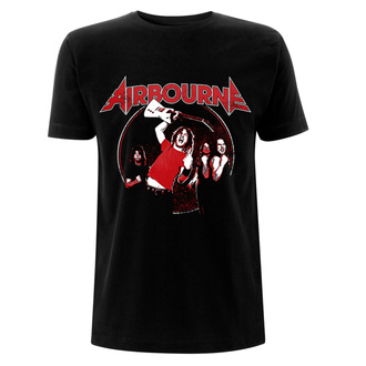 t-shirt metal uomo Airbourne - Fist Pumping - NNM, NNM, Airbourne