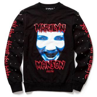 felpa senza cappuccio uomo Marilyn Manson - Marilyn Manson - KILLSTAR, KILLSTAR, Marilyn Manson