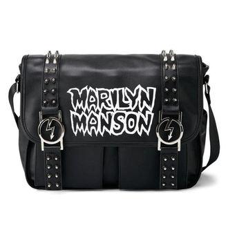 borsa  (borsa) KILLSTAR - MARILYN MANSON - Inno - Nero, KILLSTAR, Marilyn Manson