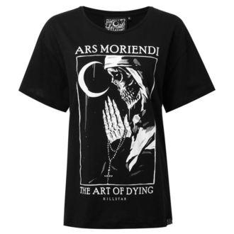 t-shirt donna - Ars Moriendi - KILLSTAR