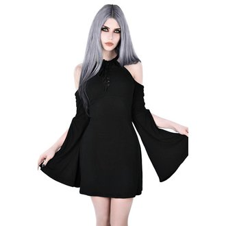 vestito KILLSTAR - AURA MAIDEN - NERO, KILLSTAR
