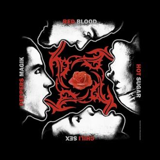 fazzoletto/ bandana Red Hot Chili Peppers - Blood Sugar Sex Magik - RAZAMATAZ, RAZAMATAZ, Red Hot Chili Peppers