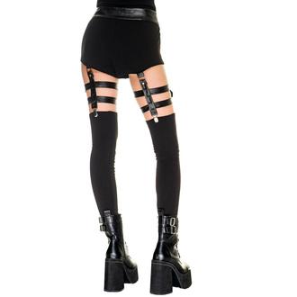 Pantaloni da donna (leggins) KILLSTAR - Bailout - Nero, KILLSTAR