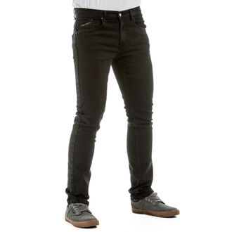 pantaloni (jeans) NUGGET - Barker - 1/7/38, B - Nero, NUGGET