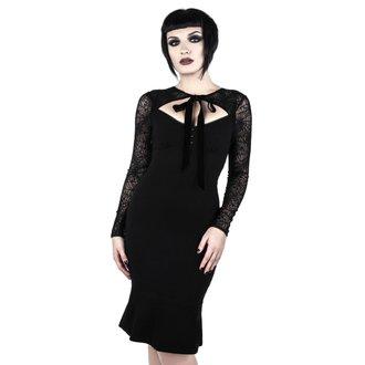 Vestito Da donna KILLSTAR - BAT TO THE BONE - NERO, KILLSTAR