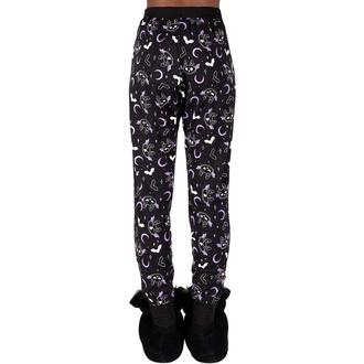 Pantaloni da donna (pigiama) KILLSTAR - Batty, KILLSTAR
