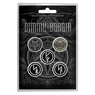Distintivi Dimmu Borgir - Eonian - RAZAMATAZ, RAZAMATAZ, Dimmu Borgir