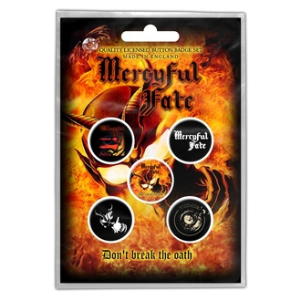 Distintivi Mercyful Fate - Don't Break The Oath - RAZAMATAZ, RAZAMATAZ, Mercyful Fate