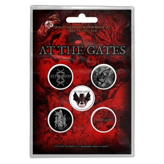 Distintivi At The Gates - To Drink From The Night Itself - RAZAMATAZ, RAZAMATAZ, At The Gates