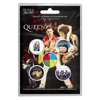 Distintivi Queen - Later Albums - RAZAMATAZ, RAZAMATAZ, Queen