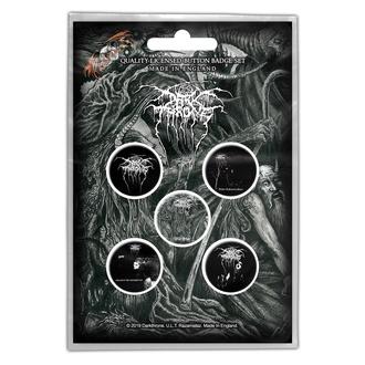 Distintivi Darkthrone - Old Star - RAZAMATAZ, RAZAMATAZ, Darkthrone