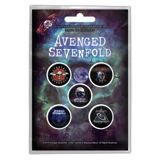 Distintivi Avenged Sevenfold - The Stage - RAZAMATAZ, RAZAMATAZ, Avenged Sevenfold