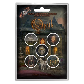 Distintivi Opeth - In Caude Venenum - RAZAMATAZ, RAZAMATAZ, Opeth