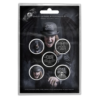 Distintivi Ozzy Osbourne - Ordinary Man - RAZAMATAZ, RAZAMATAZ, Ozzy Osbourne