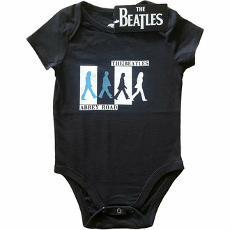 Body da bambini Beatles - Abbey Road Colours - ROCK OFF, ROCK OFF, Beatles